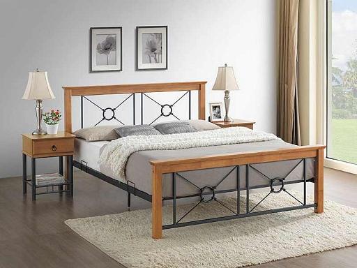 Drewniane Tapicerowane Czy Metalowe Jakie łóżko Do