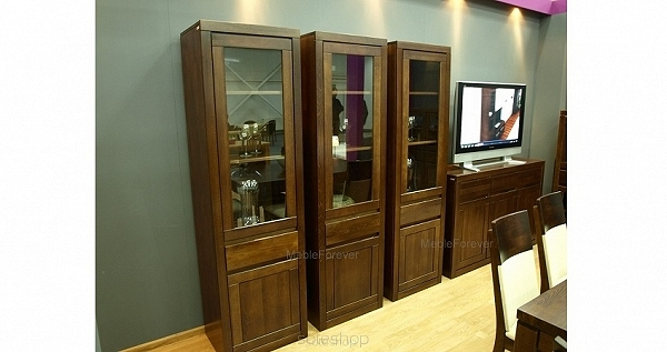 Nowoczesne meble drewniane na wymiar/zamówienie do salonu, sypialni - meble klasyczne drewniane ...