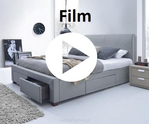 łóżko Tapicerowane Modena Z Szufladami